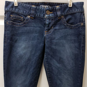 GUESS Daredevil Boot Cut Jeans 28